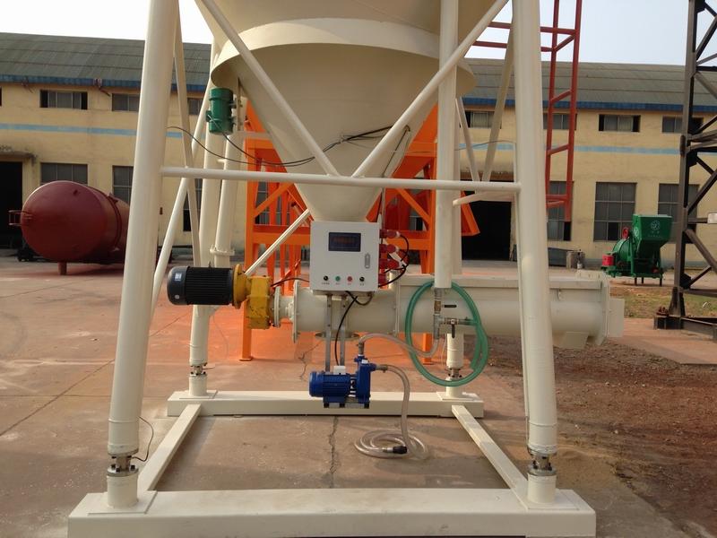 干粉砂浆产品电气系统